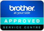 Brother approved service centre